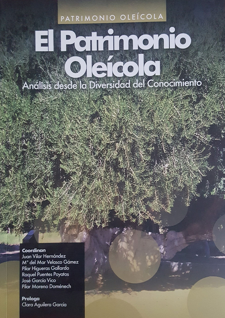 """Cap. """"Características sensoriales del Aceite de Oliva y Calidad"""". El patrimonio oleícola. Análisis de la diversidad del conocimiento. Patrimonio Oleícola 2010."""