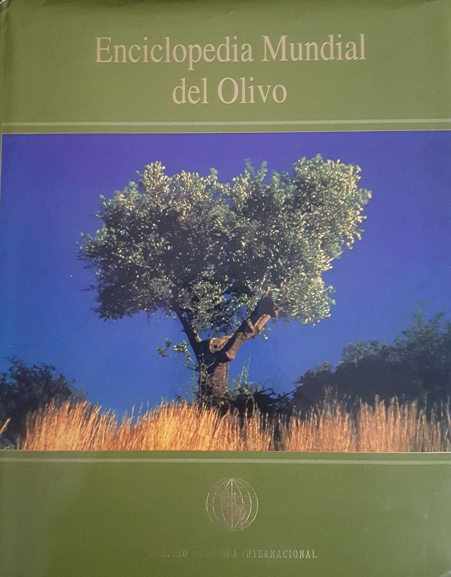 """Cap. """"Tecnología de producción y conservación del aceite"""". Enciclopedia Mundial del Olivo. Plaza y Janés. 1996."""