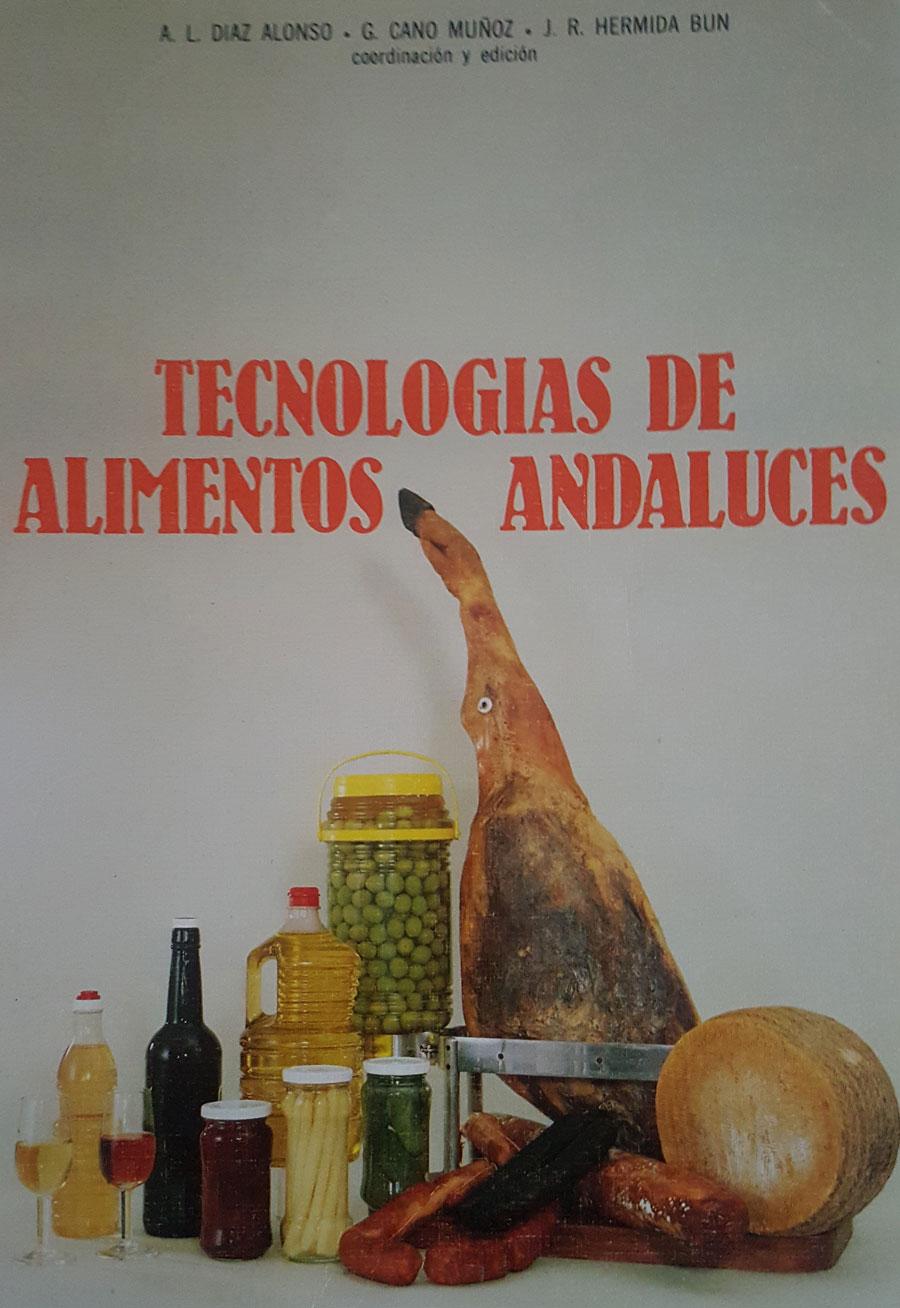 """Cap. """"Técnicas para la obtención de aceite de oliva de calidad"""". Tecnología de los Alimentos andaluces. A.L. Díaz Alonso, G.Cano Muñoz, J.R. Hermida Bun Editores. 1990."""