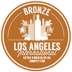 Los Angeles International Extra Virgin Olive oil Competition – Bronce 2017/2018