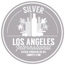 Los Angeles International Extra Virgin Olive oil Competition – Plata 2015/2016