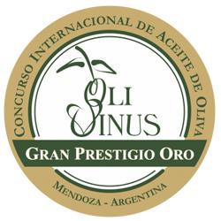 Olivinus – Gran Prestige Oro 2015/2016