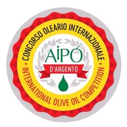 Concorso Oleario Internazionale Aipo D'Argento – Primer Premio 2014/2015
