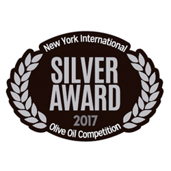 The New York International olive Oil Competition – Plata 2016/2017