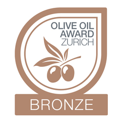 International Olive Oil Award Zurich – Bronce 2016/2017