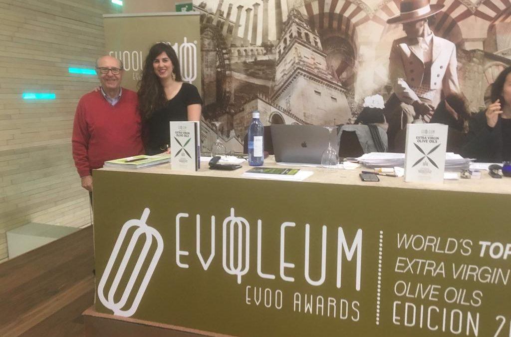 Participación de Marino Uceda en la nueva guía EVOOLEUM 2019