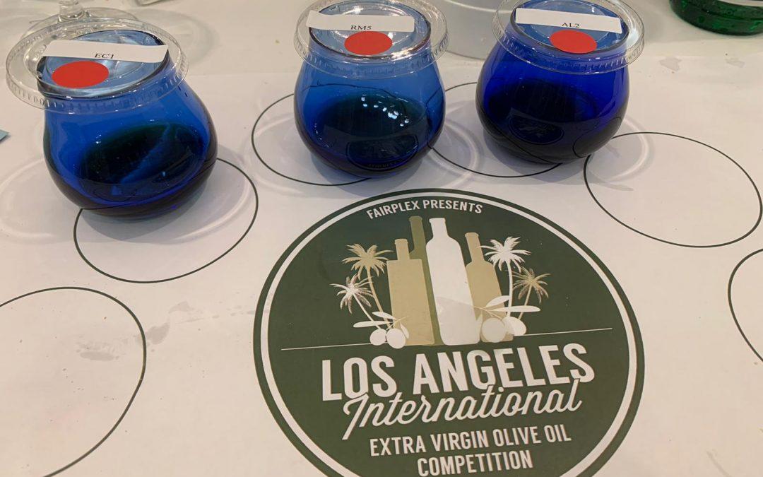 Participación en el XXI Concurso de Los Ángeles